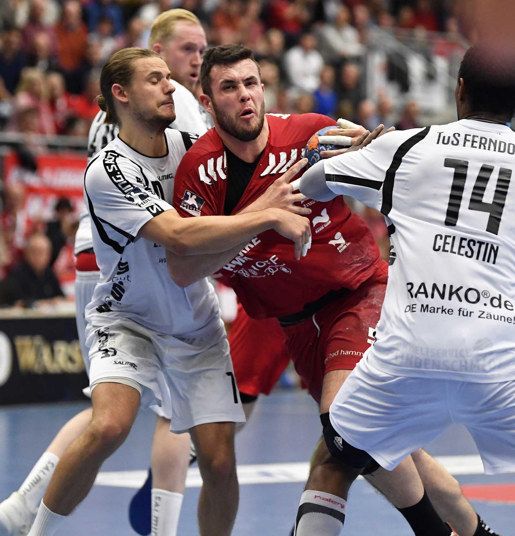 ASV Hamm-Westfalen | 2. Handball-Bundesliga