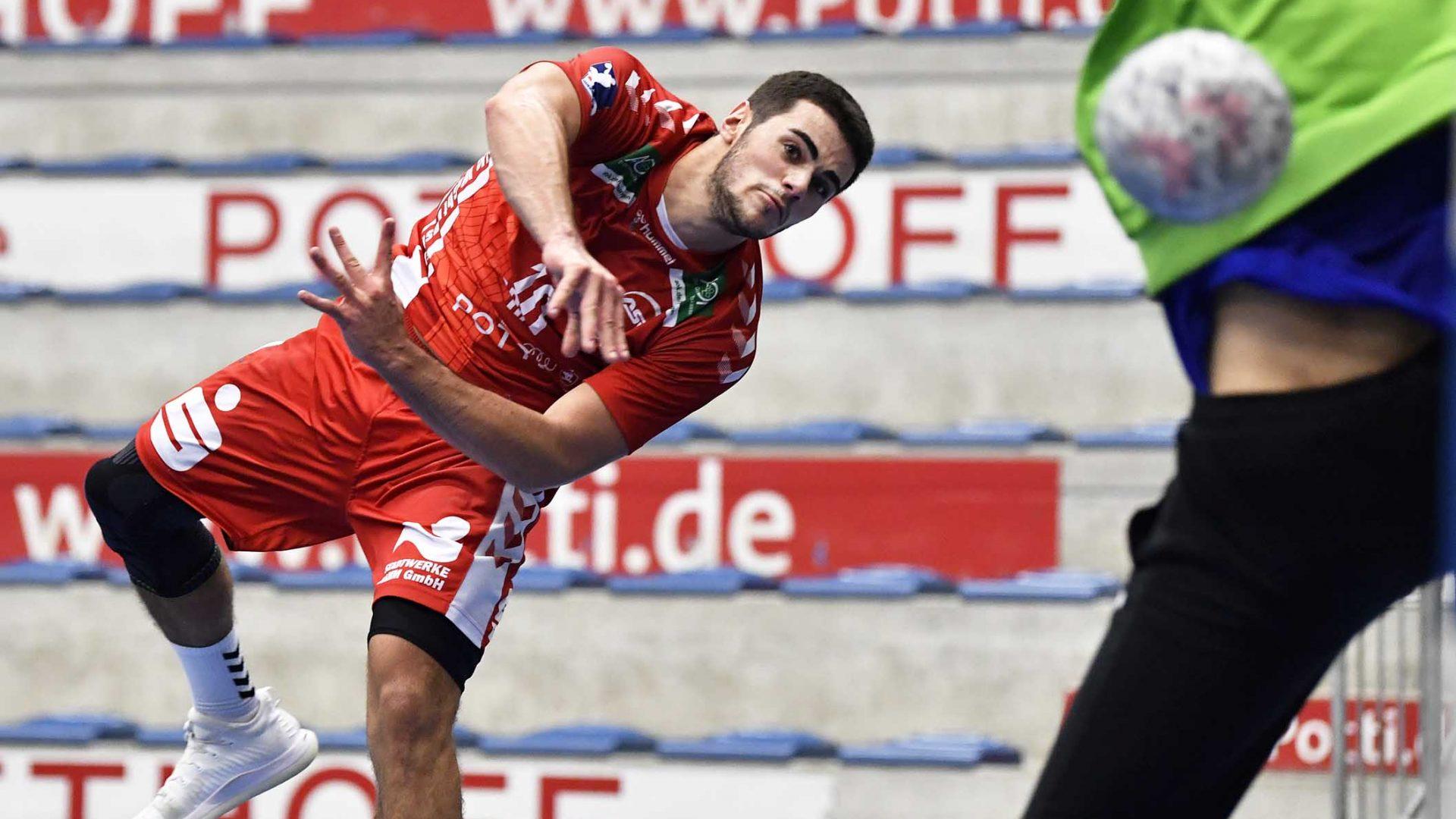 Handball ASV Hamm-Hildesheim Alex Rubino